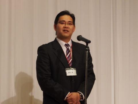 岡田将一代表あいさつ