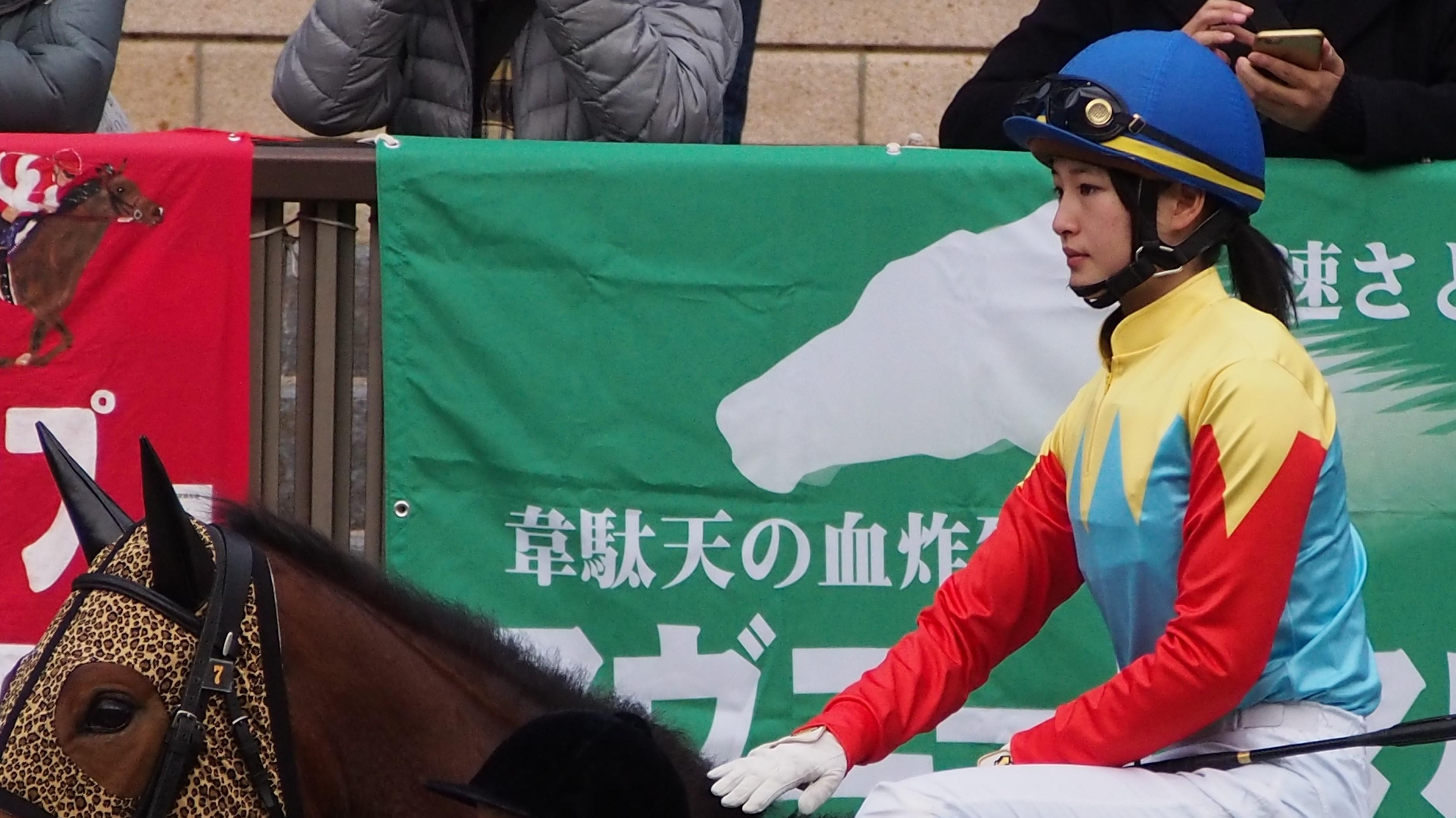 テオドルス デビュー戦は七菜子♡